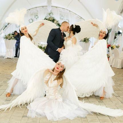 Выступление шоу-балета на свадьбу