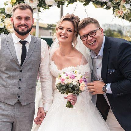 Проведение свадьбы, диджей, звук и свет
