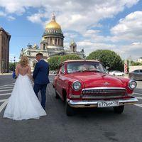 Автомобиль Волга Red в аренду, 1 час