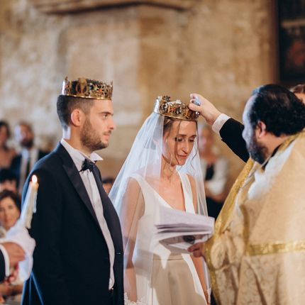 Православное венчание на Сицилии - организация