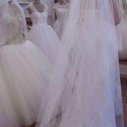 Платье Русалка (новое)