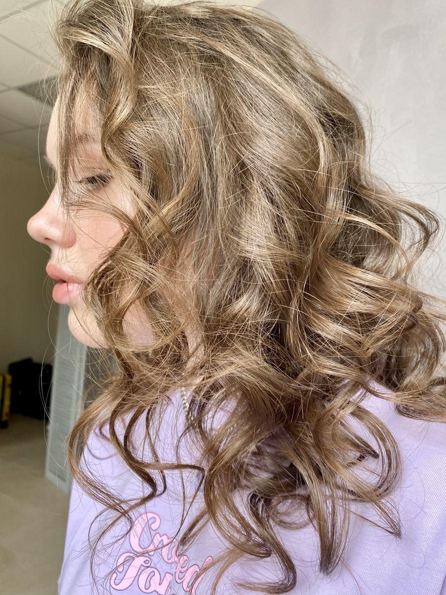 Укладки или причёски