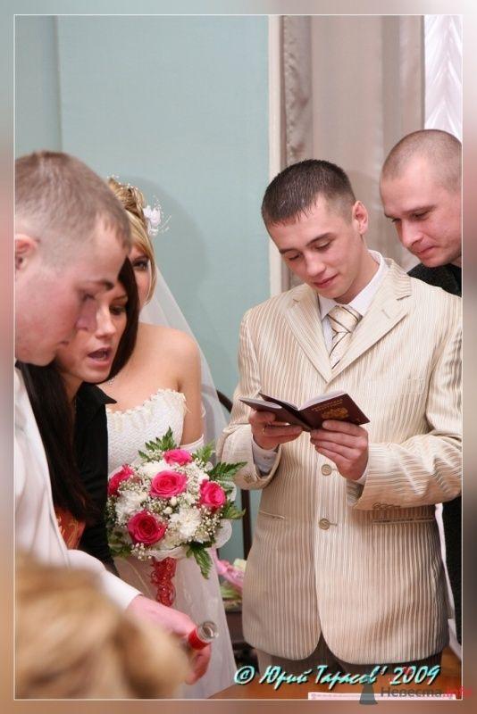 Фото 64155 в коллекции Свадьбы - Cвадебный фотограф Юрий Тарасов