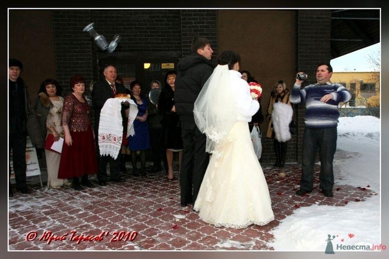 Фото 80251 в коллекции Свадьбы - Cвадебный фотограф Юрий Тарасов