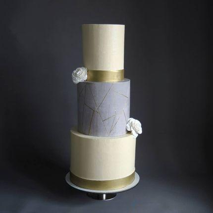 Торт Геометрия, 22 кг