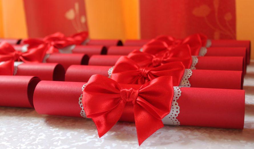 приглашения на свадьбу - фото 570772 Творческая мастерская Оксаны Кушнир