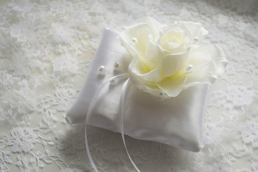 Фото 1488271 в коллекции Подушечки для колец - Olga Kalyakina - свадебные аксессуары