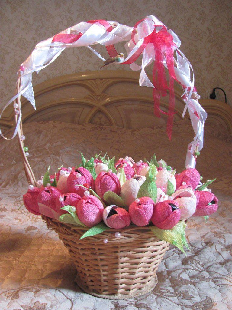 Фото 1488505 в коллекции Сладкие подарки молодоженам - Olga Kalyakina - свадебные аксессуары