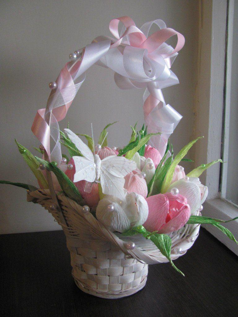 Фото 1488513 в коллекции Сладкие подарки молодоженам - Olga Kalyakina - свадебные аксессуары