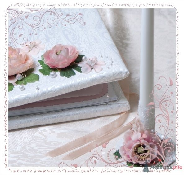 Книга для пожеланий, свеча  - фото 64317 Волшебный День
