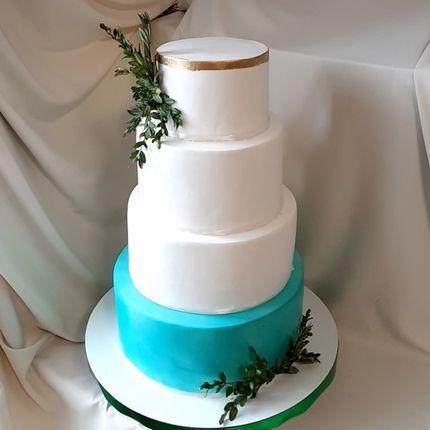 Торт с цветами, от 10 кг
