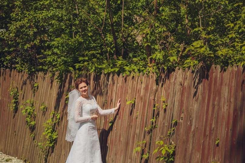 """Наша невеста Лена Мясникова - фото 4580315 Свадебный салон """"Леди Виктория"""""""