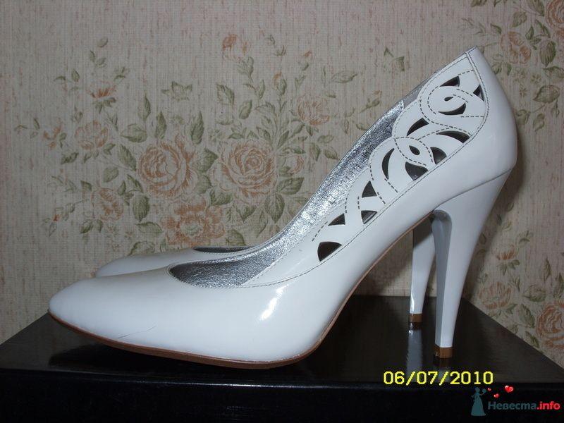 Туфельки невесты - фото 118905 Zolotaya