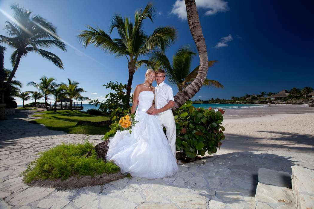 Фото 575707 в коллекции Свадьба в Доминикане - GoldMLB - свадьба в Доминикане
