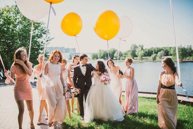 моя свадьба для примера