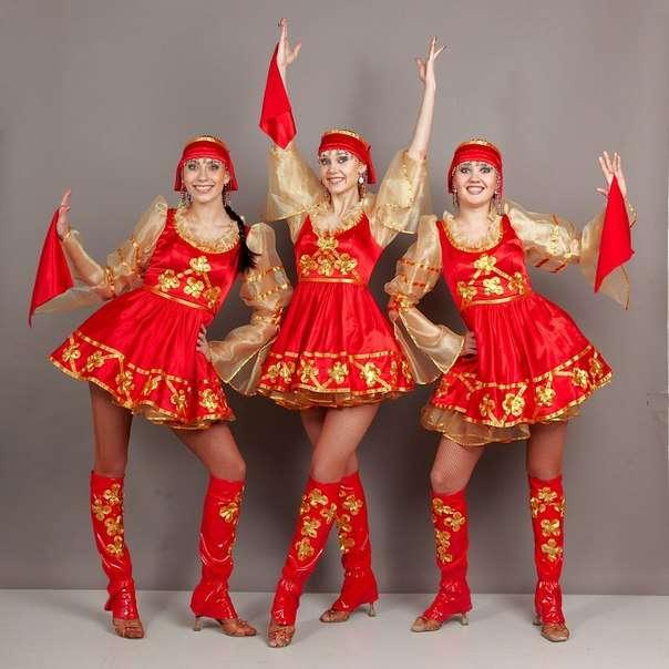 уже вернулся костюмы для русских народных танцев фото просто способ