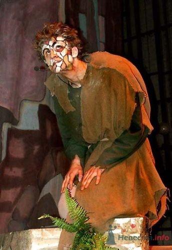 В роли Квазмодо. 2003 год. - фото 3562 Невеста01