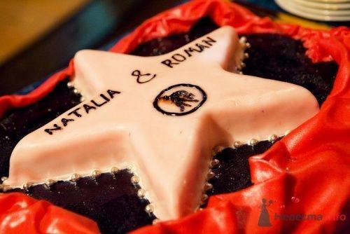 """Торт со свадьбы в стиле """"Оскар"""". - фото 12572 Невеста01"""