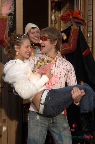 Ведущие тоже женятся! :) - фото 13418 Невеста01