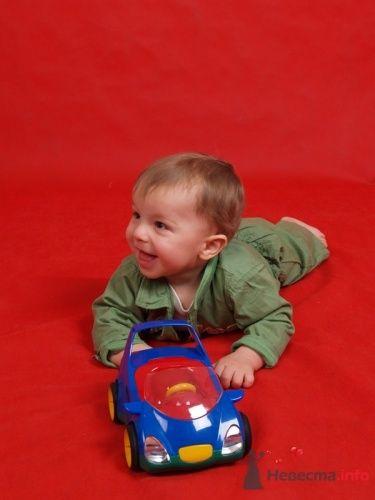Фото 8479 в коллекции Детский портрет - Фотограф Александр Черноусов