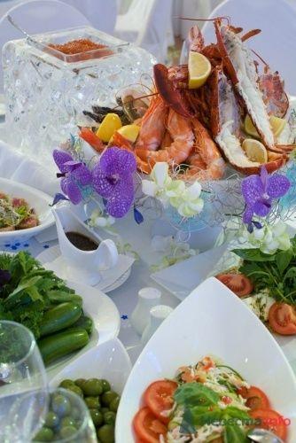 Фото 3666 в коллекции Банкеты от Novikov Catering - Novikov Catering - кейтеринг на праздник