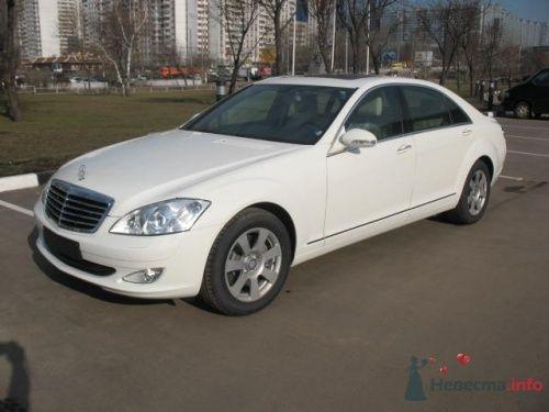 Мерседес 221,белый - фото 3647 Cashcar - транспортная компания