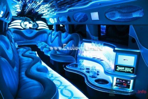 Фото 4211 в коллекции Лимузин Hummer H2 - Экзотические лимузины - аренда лимузинов