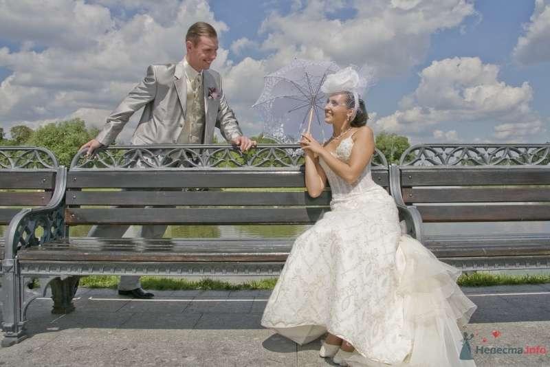 свадьба - фото 61959 мадамка