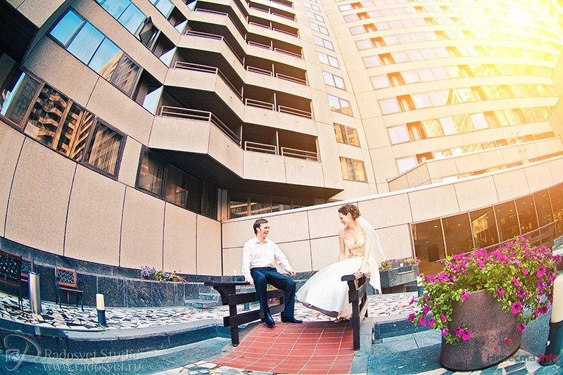 Фото 29885 в коллекции Свадебное фото - Фотограф Радосвет Лапин