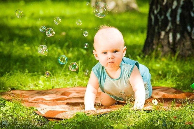 Фото 29987 в коллекции Детское и семейное фото - Фотограф Радосвет Лапин