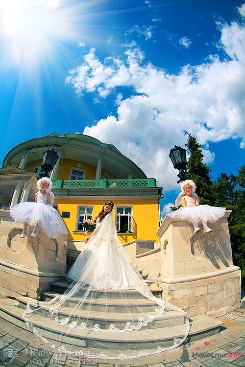 Фото 32773 в коллекции Свадебное фото - Фотограф Радосвет Лапин