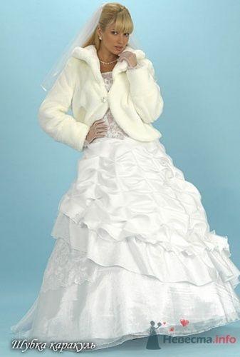 Фото 10598 в коллекции Свадебные шубки - Ксюня