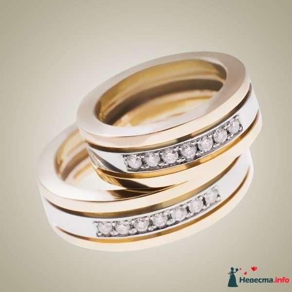 Наши кольца. - фото 87922 Невеста Настенька