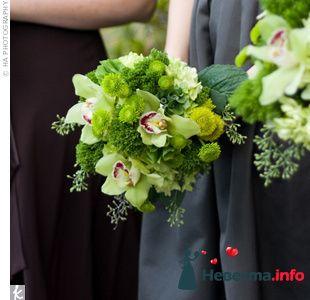 Фото 103265 в коллекции Зеленая свадьба - Невеста Настенька
