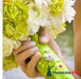 Фото 103284 в коллекции Зеленая свадьба - Невеста Настенька