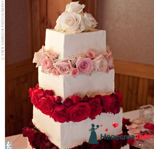 Фото 103377 в коллекции Красная свадьба!