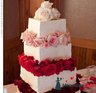 Фото 103377 в коллекции Красная свадьба! - Невеста Настенька