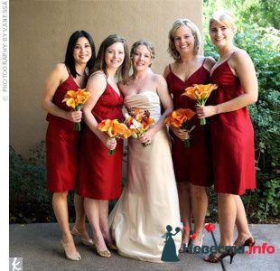 Фото 103387 в коллекции Красная свадьба! - Невеста Настенька