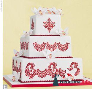 Фото 103394 в коллекции Красная свадьба!
