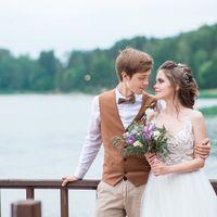 свадьба загородом, истринское водохранилище, свадьба в стиле рустик