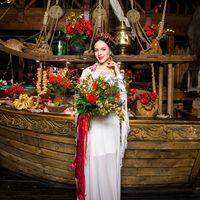 Свадебный фотопроект A La Russe Свадебный стилист Я.