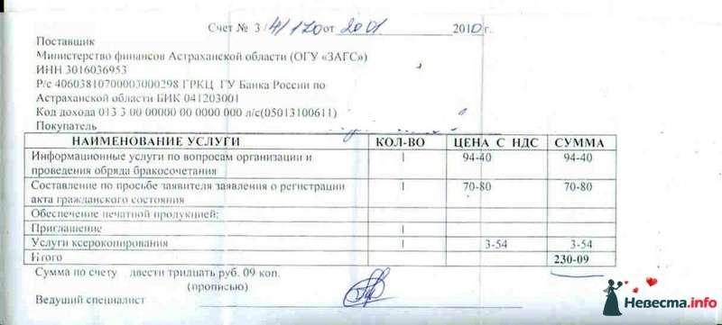ВНИМАНИЕ, ОФЕРА ЗАГСа!!!!! - фото 130854 Ксюнечка