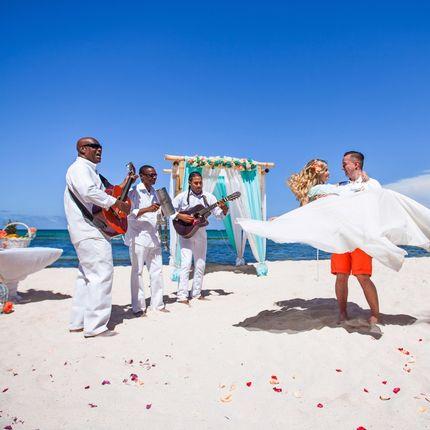 Организация церемонии в Доминикане