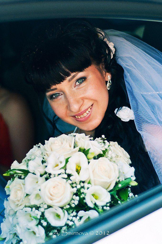 Фото 622755 в коллекции Мои фотографии - Свадебный фотограф Анастасия Смирнова