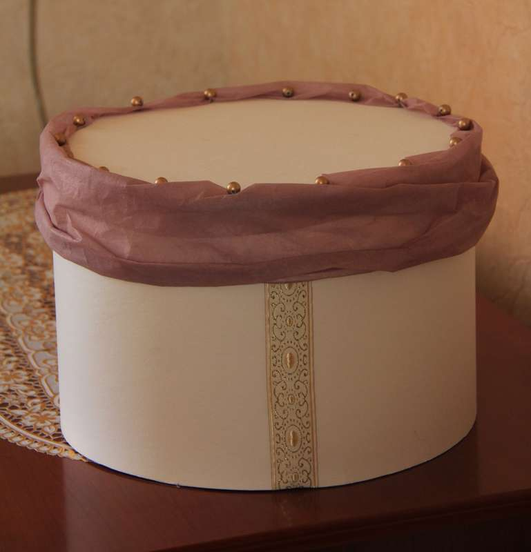 Фото 882061 в коллекции Свадебные коробки - Голден Грант - свадебные аксессуары