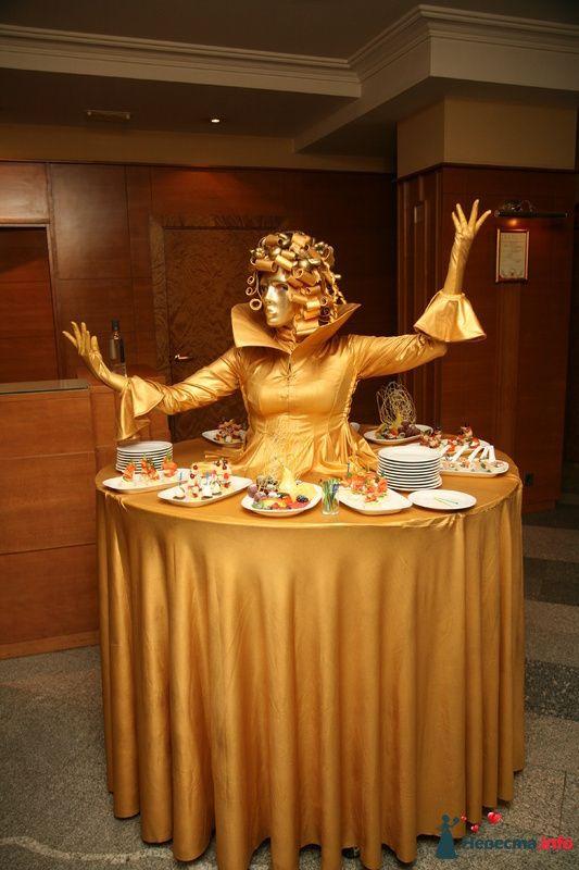 Фото 80598 в коллекции Выездные фуршеты, банкеты - Свадебное агентство Свадебный Ангел