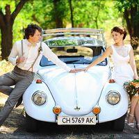 Ретро авто на свадьбу в Севастополе