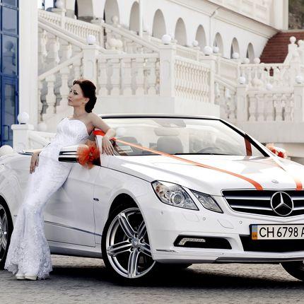 "Аренда кабриолет ""Mercedes"" 1 час"