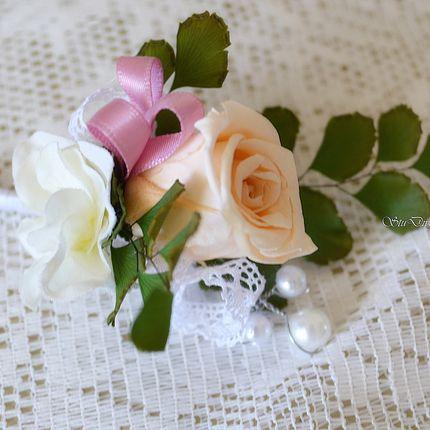 Бутоньерка жениха
