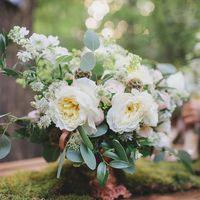 букет невесты, rustic, рустик, файн-арт, fine-art, розы дэвида остина, мох, лесная свадьба,